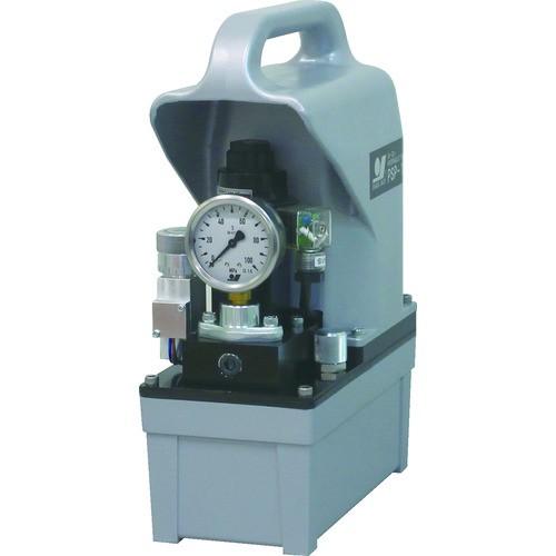 OJ(大阪ジャッキ) 低騒音小型電動油圧ポンプ PSP-1.6EGS
