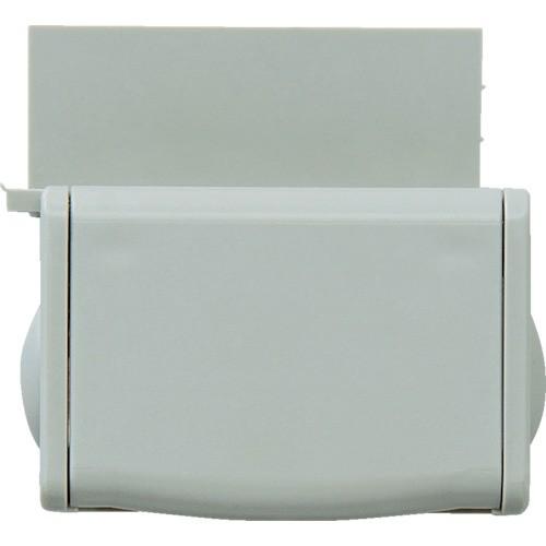 TRUSCO(トラスコ) ダイヤル鍵用目隠しカバー グレー ALD-MC-GL