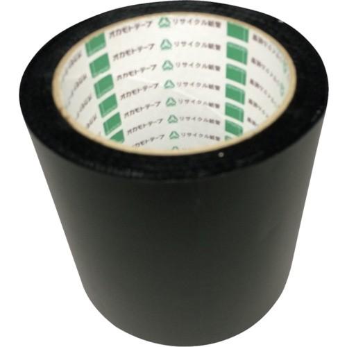 オカモト アクリル気密防水テープ 片面タイプ 75mmX20m AS-02-75