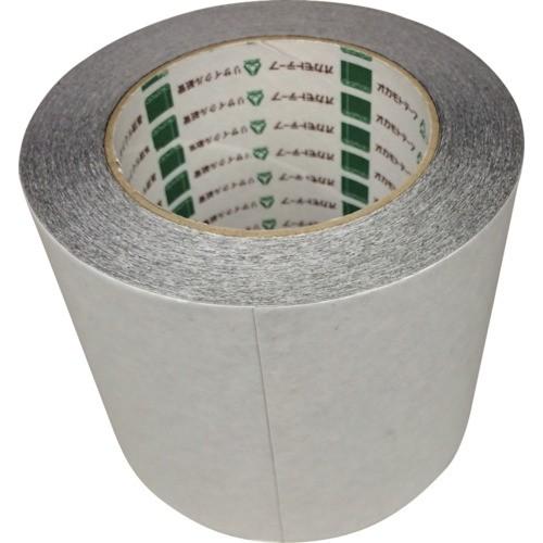 オカモト アクリル気密防水テープ 両面タイプ 100mmX20m AW-02-100