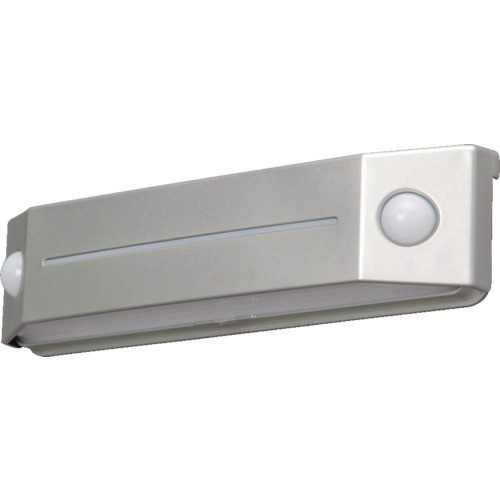 IRIS(アイリスオーヤマ) 乾電池式LEDセンサーライト フットタイプ 電球色 BOS-FL2-WS