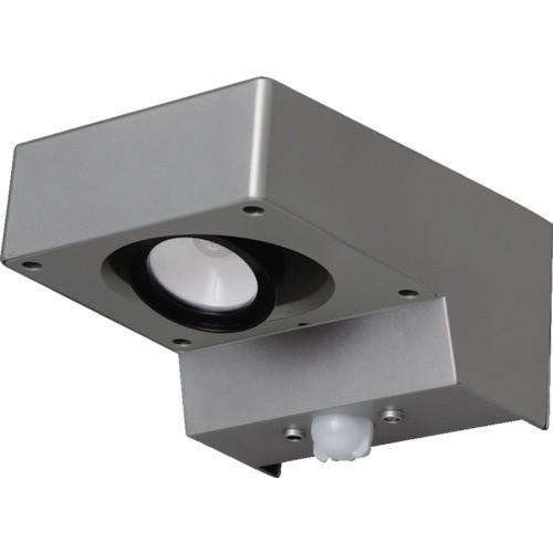 IRIS(アイリスオーヤマ) 乾電池式LEDセンサーライト スポットタイプ 白色 BOS-SN1-WS