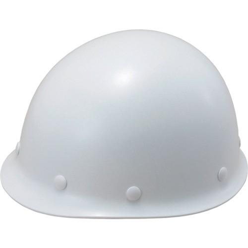 タニザワ FRP製MP型ヘルメット ホワイト 118-EP-W1-J