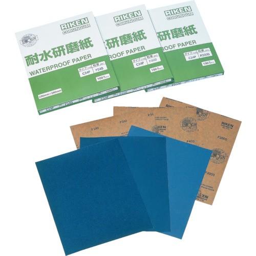 理研コランダム 耐水研磨紙 #220 100枚入 C34P220