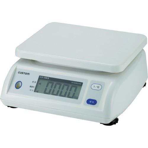 カスタム デジタルシャワープルーフはかり 1g/2kg CS-2000S