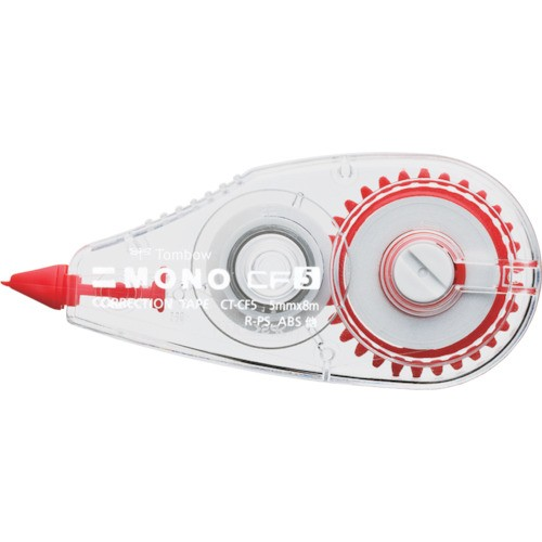 トンボ鉛筆 修正テープ モノCF5 10個 CT-CF5