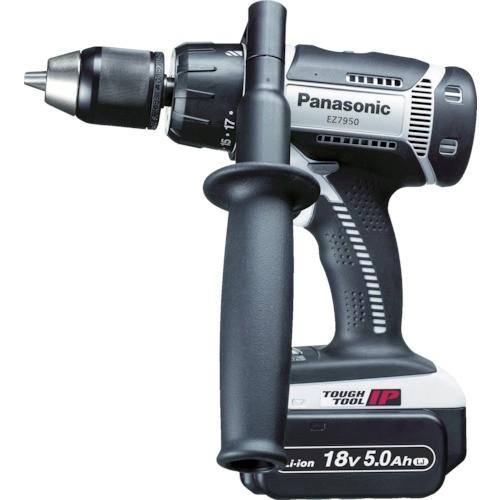 Panasonic(パナソニック) 18V充電振動ドリル&ドライバー 5.0Ah EZ7950LJ2S-H