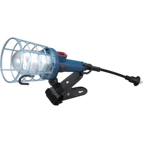 ハタヤリミテッド 防雨型蛍光灯ケイハンドランプ 18W電球型蛍光灯ランプクリップ付 0.3m FEW-0C