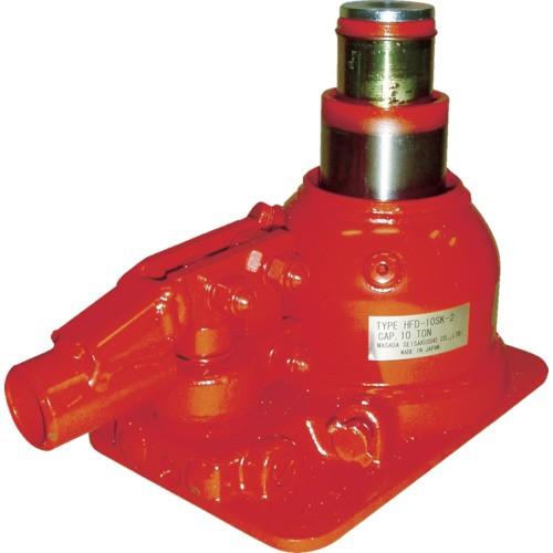 マサダ 二段式油圧ジャッキ(超低床式) HFD-10SK-2