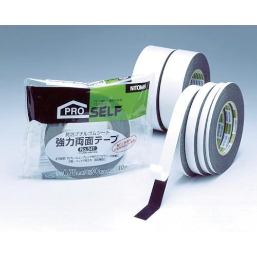 ニトムズ 強力両面テープ 15mmX10m J0910