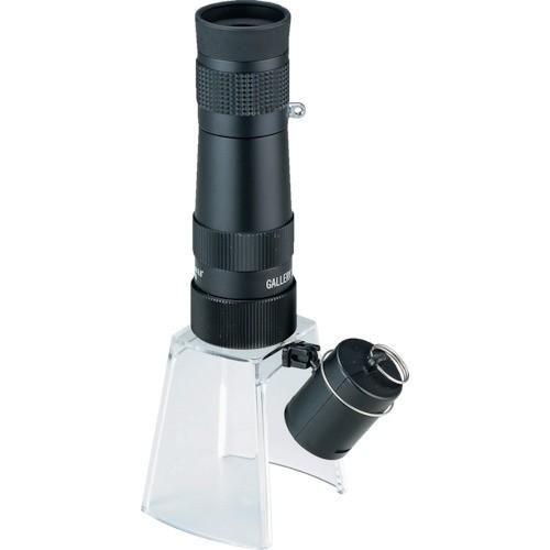 池田レンズ工業 顕微鏡兼用遠近両用単眼鏡 KM-820LS