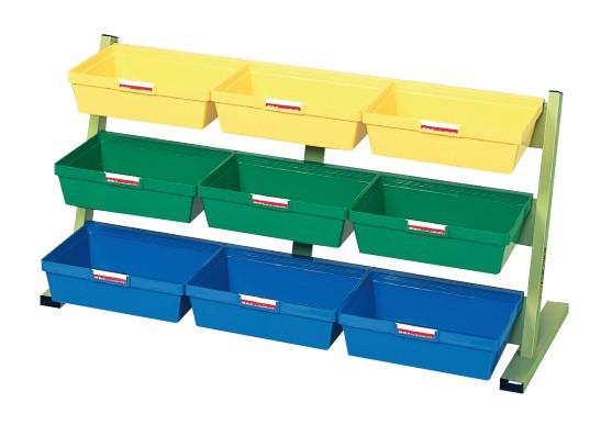 【直送】【代引不可】サカエ(SAKAE) ミニハンガー ボックス付 大9 700X250X350 NV-378