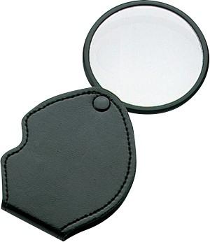 シンワ測定 ルーペ N-3 ポケット型 二重焦点 65mm 2倍 4倍 75536