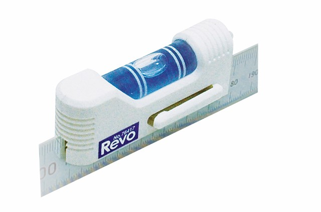 シンワ測定 ミニレベル Revo 直尺・曲尺用 76417