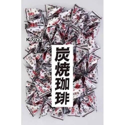 【常温便】【10入り x 1】 春日井製菓 1kg炭焼珈琲