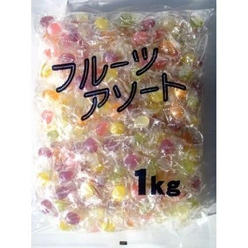 【常温便】【1入り x 1】 マルエ フルーツアソート 1kg