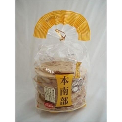 【常温便】【10入り x 1】 小松製菓 手造り本南部 落花生10枚