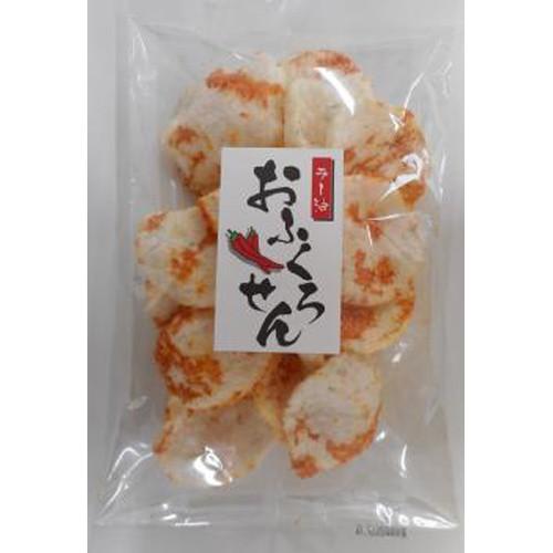 【常温便】【12入り x 1】 佐藤米菓 おふくろせん ラー油味70g