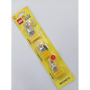 LEGO SpongeBob Spacesuit Magnet Set:SpongeBob、Sandy Cheeks and Patrick / レゴ スポンジ・ボブ 宇宙服マグネットセット 【スポン