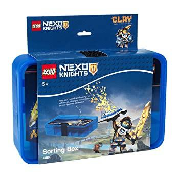 LEGO バットマン ソートボックス 収納ケース/コンテナ コンパートメント付き 17.8 x 26.7 x 6.6 cm 40841734