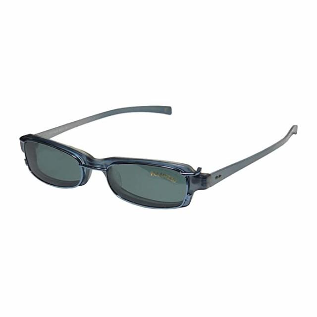 スマートクリップ906メンズ女性用/デザイナーfull-rim Sunglassレンズclip-onsバネ蝶番Eyeglasses / Eye Glasses カラー: ブルー