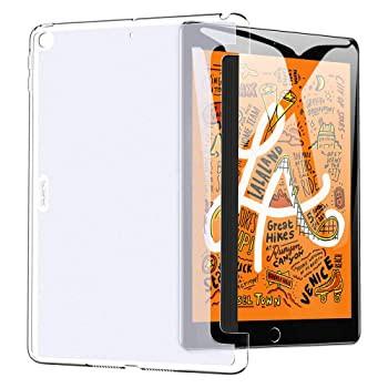 ESR iPad Mini 5 2019 ケース クリア バックカバー スマート カバー 対応 軽量 スリム ハード PC キズ防止 指紋防止 iPad Mini5 2019年版