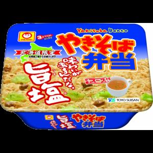 【北海道限定】 東洋水産 マルちゃん やきそば弁当 旨塩 1ケース