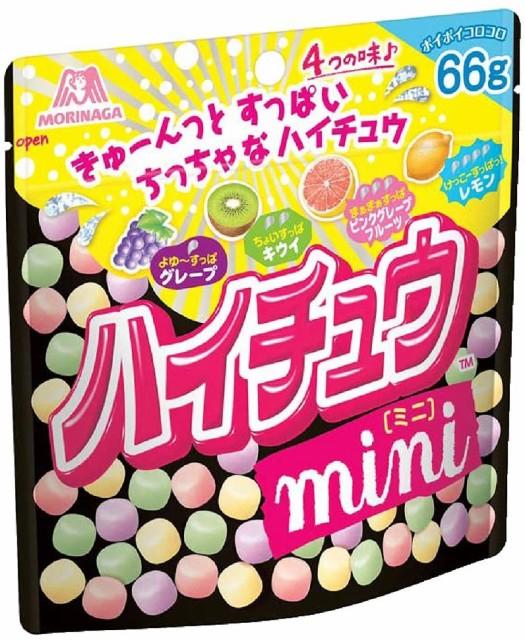 【送料無料】森永製菓 ハイチュウ ミニ 66g×8袋