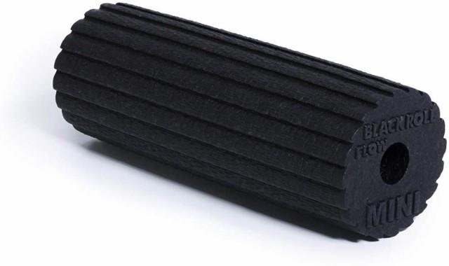ブラックロール ストレッチポール ヨガポール ミニ FLOW ブラック 20g 15cm×5cm(日本正規品 1年保証)
