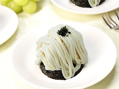 ごま豆乳モンブラン ケーキ 誕生日 記念日 プレゼント クリスマス コク深い「豆乳」とホワイトチョコクリーム 19日9:59までクーポン配布