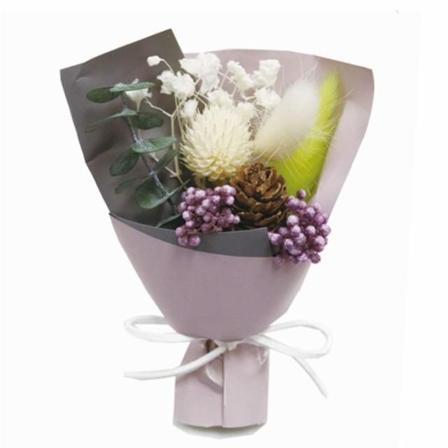 ドライフラワー ブーケ ドライフラワーブーケ ミニブーケ 花束 ギフト プレゼント インテリア プリザーブド スワッグ おしゃれ 壁飾り ギ