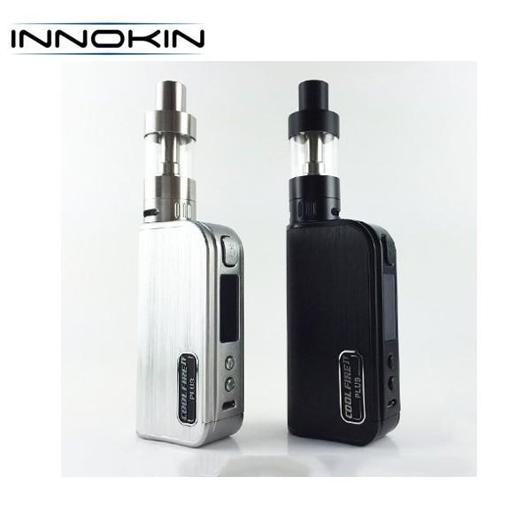 【在庫処分】VAPE スターターキット 電子タバコ INNOKIN Cool Fire IV Plus & iSub G Tank Kit イノキン クールファイア キット