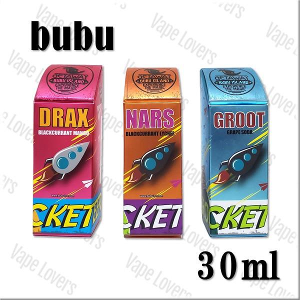 VAPE リキッド BUBU ブブ E-Liquid 60ml