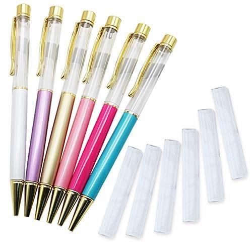 ハーバリウム ボールペン6本 ギフト用ケース6個セット プレゼント 展示 ディスプレイ 販売 に