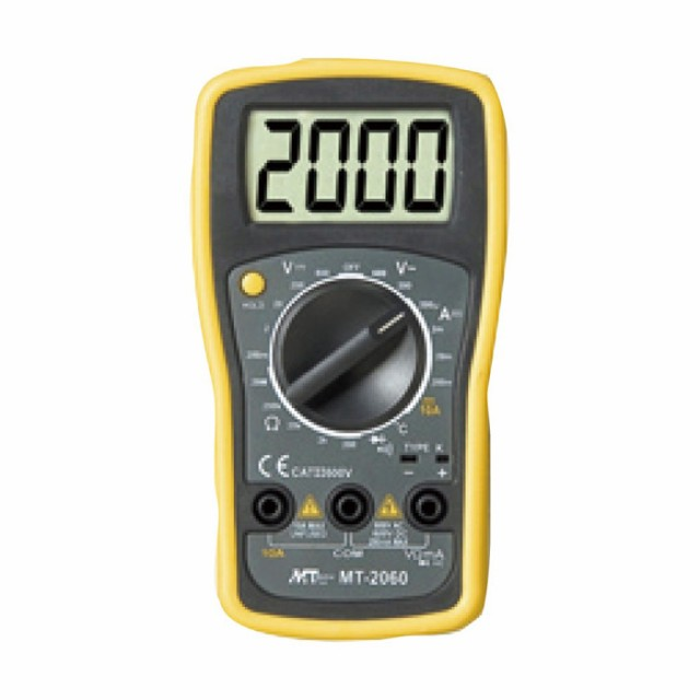 工具 整備 テスター Mother Tool(マザーツール) デジタルマルチメータ おまけ付き MT-2060