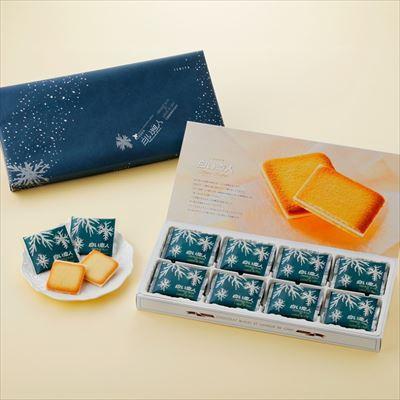 白い恋人 24枚入り (ホワイト) 石屋製菓 / 北海道 お土産 プチギフト プレゼント スイーツ お菓子 ラングドシャ ホワイト チョコレート