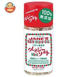 送料無料 【2ケースセット】 ジェーン クレイジーソルト ミニ 30g×6本入×(2ケース)