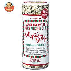 送料無料 【2ケースセット】 ジェーン クレイジーソルト 113g×3本入×(2ケース)