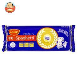 送料無料 ラティーノ #6スパゲッティ 1kg×12袋入