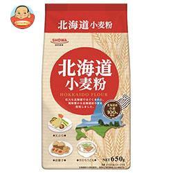 送料無料 昭和産業 (SHOWA) 北海道小麦粉 650g×20袋入