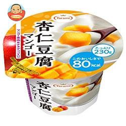 送料無料 【2ケースセット】たらみ Tarami 杏仁豆腐 マンゴー 80kcal 230g×24(6×4)個入×(2ケース)