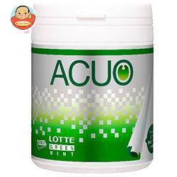 【送料無料】ロッテ ACUO(アクオ) グリーンミント ファミリーボトル 140g×6個入