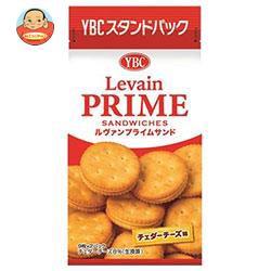 送料無料 ヤマザキビスケット ルヴァンプライムサンド チェダーチーズ味 (9枚×2P)×10袋入