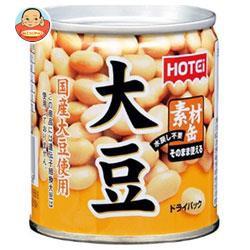 送料無料 【2ケースセット】ホテイフーズ 大豆ドライパック 110g缶×12個入×(2ケース)