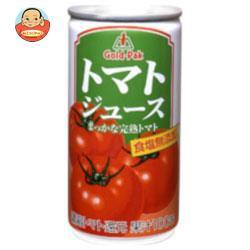 送料無料 ゴールドパック トマトジュース 無塩(濃縮トマト還元) 190g缶×30本入