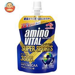 送料無料 味の素 アミノバイタルゼリー SUPER SPORTS(スーパースポーツ) 100gパウチ×30本入