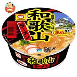 送料無料 東洋水産 マルちゃん ミニ和歌山ラーメン 37g×12個入