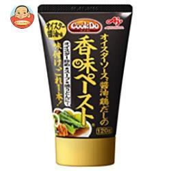 送料無料 味の素 CookDo(クックドゥ) 香味ペースト オイスター醤油味 120g×15個入