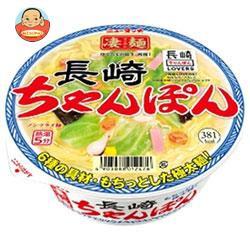 送料無料 ヤマダイ ニュータッチ 凄麺 長崎ちゃんぽん 97g×12個入