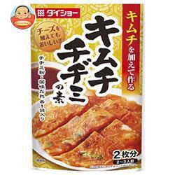 送料無料 【2ケースセット】ダイショー キムチチヂミの素 140g×40(10×4)袋入×(2ケース)